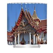 Wat Thewarat Kunchorn Wiharn Dthb292 Shower Curtain