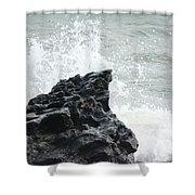 Water 0003 Shower Curtain