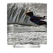 Water Skiing Magic Of Water 12 Shower Curtain