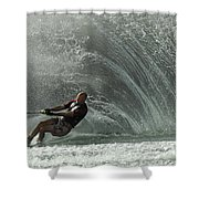Water Skiing Magic Of Water 31 Shower Curtain
