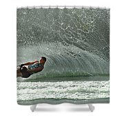 Water Skiing Magic Of Water 7 Shower Curtain