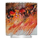 Watercolor 212022 Shower Curtain