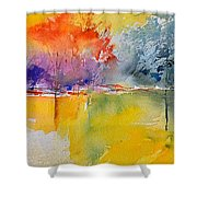 Watercolor 2125632 Shower Curtain