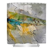 Watercolor 213001 Shower Curtain