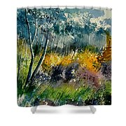 Watercolor 216050 Shower Curtain