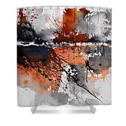 Watercolor 217031 Shower Curtain