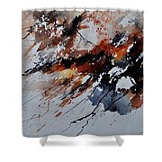 Watercolor 217041 Shower Curtain