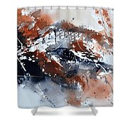 Watercolor 217051 Shower Curtain
