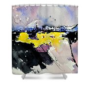 Watercolor 218012 Shower Curtain