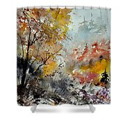 Watercolor 218022 Shower Curtain