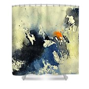 Watercolor 218091 Shower Curtain