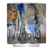 Watercolor213030 Shower Curtain