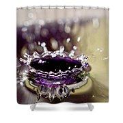 Waterdrop12 Shower Curtain