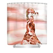 Waterdrop7 Shower Curtain