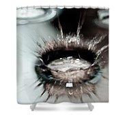 Waterdrop9 Shower Curtain