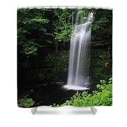 Waterfall, Ireland Shower Curtain