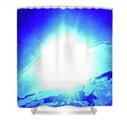 Waterspace Shower Curtain