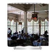 Wawona Dining Room Shower Curtain