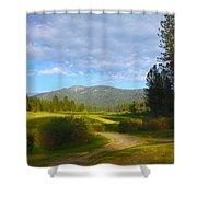 Wawona Meadow Shower Curtain