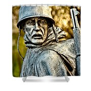 Weary For Hope Shower Curtain