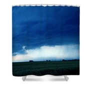 Weather Changes Shower Curtain