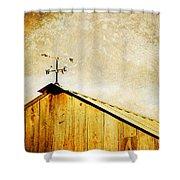 Weathervane Shower Curtain