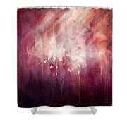 Weight Of Glory Shower Curtain