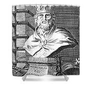 Wenceslaus (1361-1419) Shower Curtain