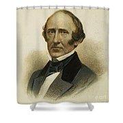 Wendell Phillips (1811-1884) Shower Curtain