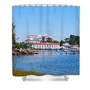 Wentworth By The Sea Wbsp Shower Curtain