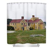 Wentworth Coolidge Mansion Wcmp Shower Curtain