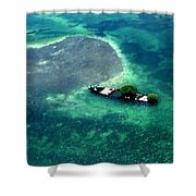 West By West Of Key West Shower Curtain