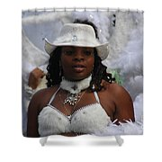 West Indian Parade Brooklyn Ny Shower Curtain