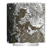 Western United States Shower Curtain by Stocktrek Images