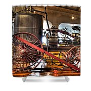 Westinghouse Engine Dearborn Mi Shower Curtain