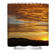 Westview Shower Curtain by Michael Cuozzo