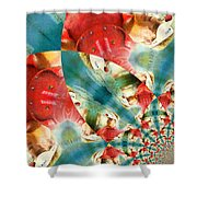 Westwood Mania Shower Curtain