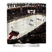 Wfcu Centre Shower Curtain