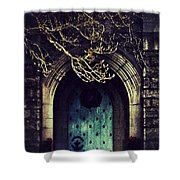 What Awaits Beyond Shower Curtain