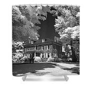 Wheatland - James Buchanan's Home Shower Curtain