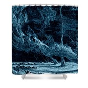 Whirlwinds 1873 Shower Curtain