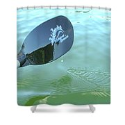 Whisper And Dream Shower Curtain