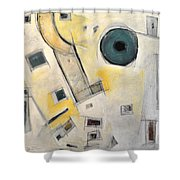 Whistler Shower Curtain