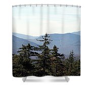 White Mountain National Forest I Shower Curtain