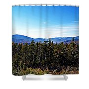 White Mountain National Forest II Shower Curtain