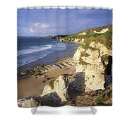 White Rocks Beach, Between Portrush & Shower Curtain