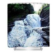 Whittaker Falls Ny Shower Curtain