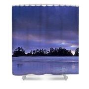Wickaninish Beach, Pacific Rim National Shower Curtain