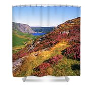 Wicklow Way, Co Wicklow, Ireland Long Shower Curtain