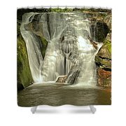 Widows Creek Falls Shower Curtain